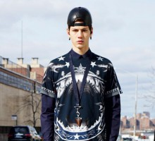 Givenchy Fall Pre-Collection, Men 2012
