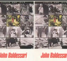 Baldessari, narrated by Waits