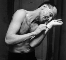 Thomas Wagstrom, from the series Boxers. Courtesy of Swedish Photography