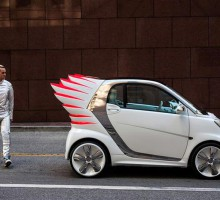 Jeremy Scott and the smart forjeremy