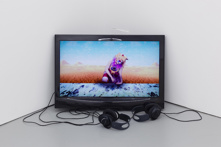 Rachel Maclean, 'LolCats,' 2012. HD single channel colour video, with sound, 15:15. Photo: Plastiques photography