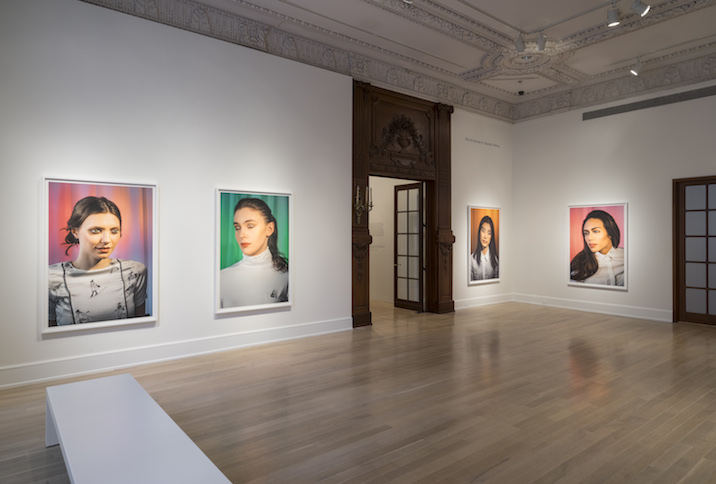 Installation view of Laurie Simmons: How We See, March 13, 2015 - August 9, 2015. Copyright the Jewis Museum, NY. Photo  by: David Heald. Art copyright Laurie Simmons, courtesy the artist and Salon 94