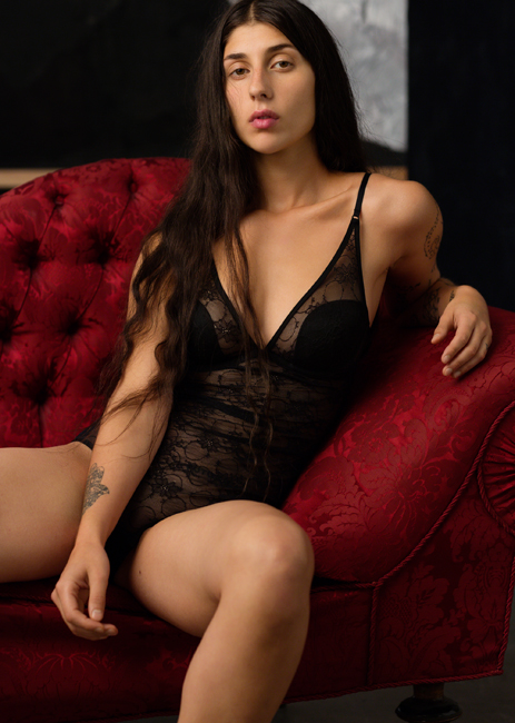 4. Lingerie & Other Stories_Helin