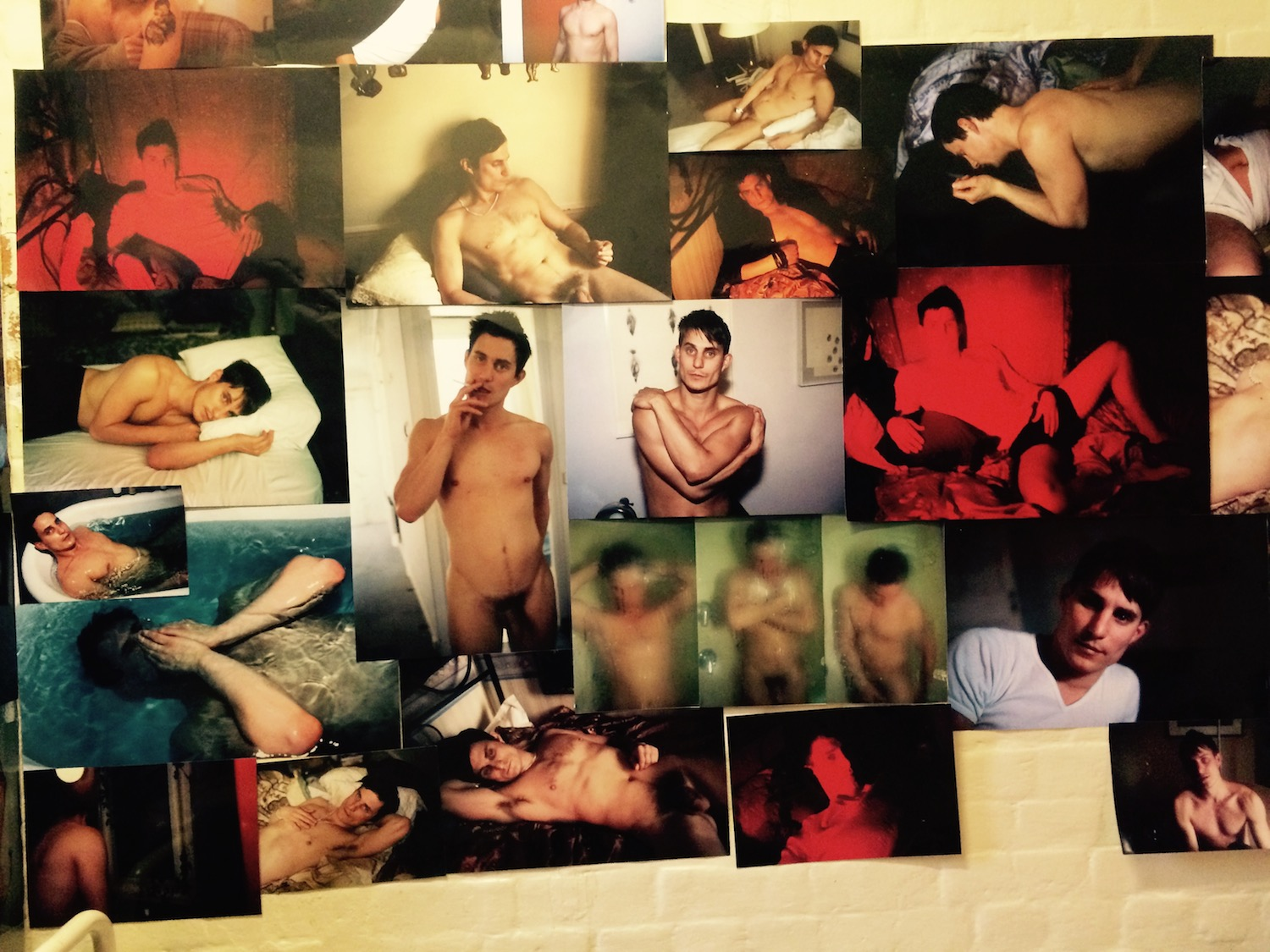 Nan Goldin in Oscar Wilde's Reading Prison