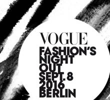 Vogue Night Out, berlin Fashion event