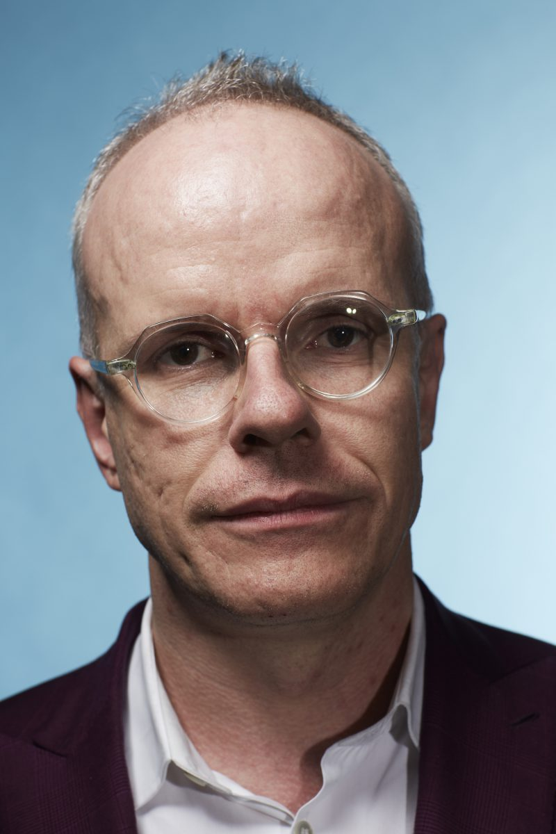 Hans Ulrich OMost powerful people in art: Hans Ulrich Obristbrist