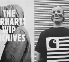 Carhartt WIP, Carhartt wip archive Book, Berlin Events