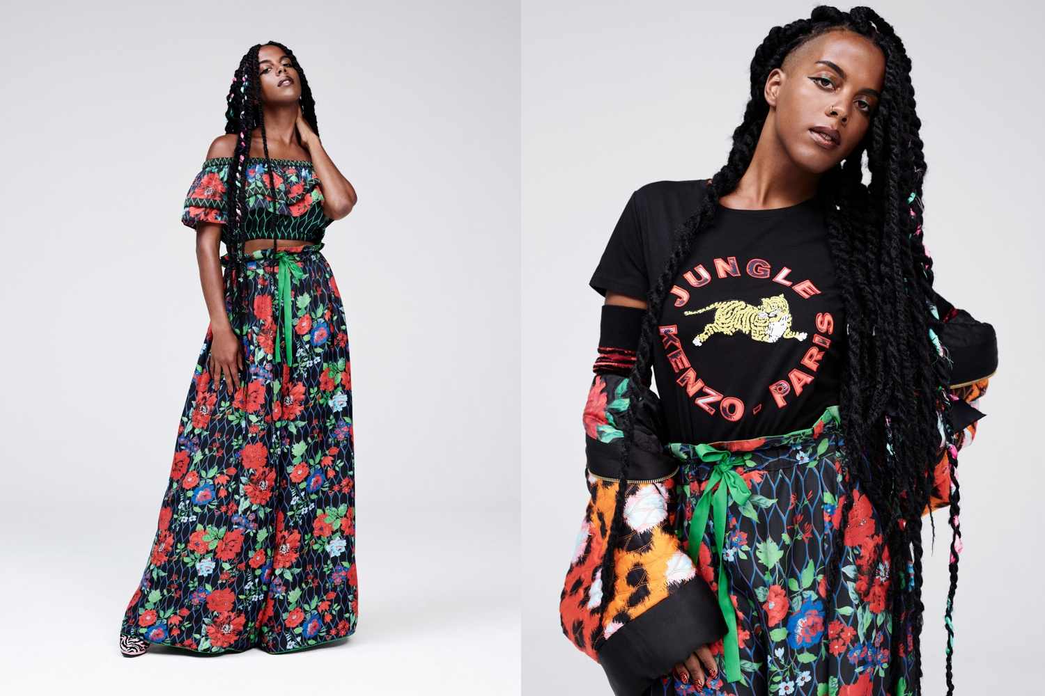 Juliana Huxtable for H&M