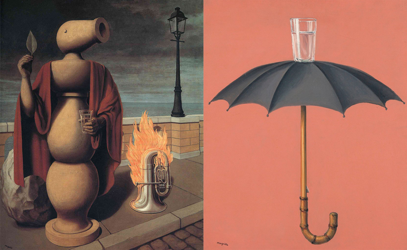 How Magritte's Legacy Shaped Art and Fashion - sleek mag