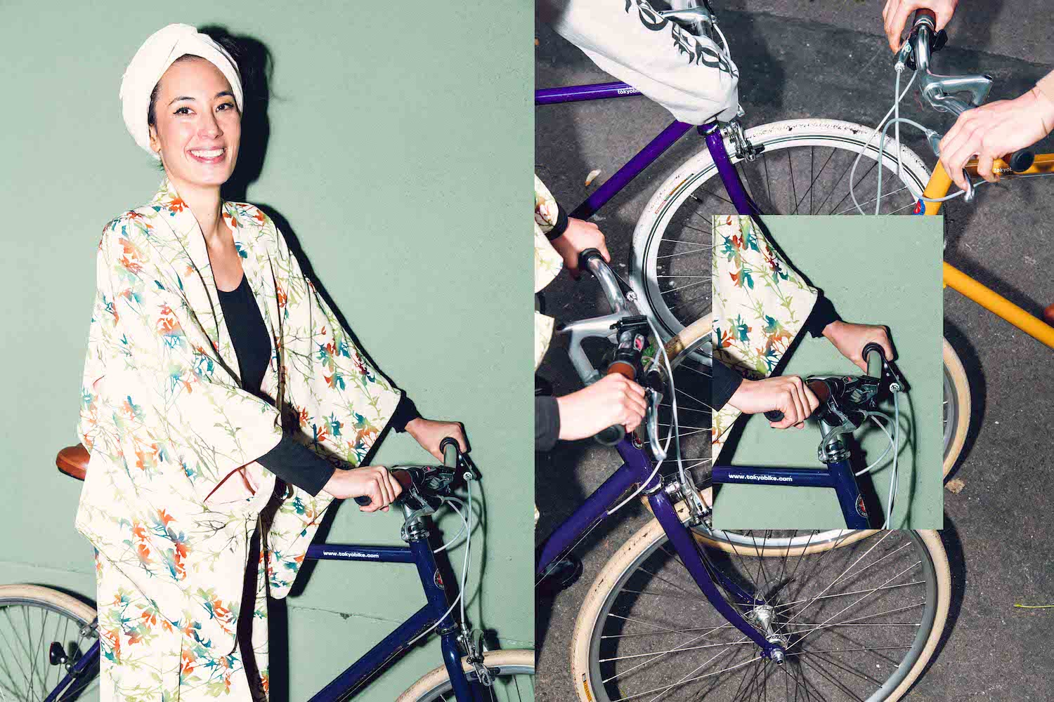 How Berliners Do Bike Style: Tokyobike bike fashion