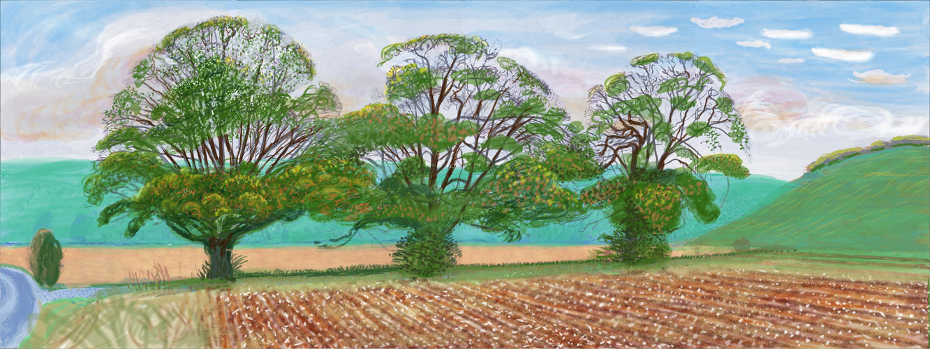 Ten exhibitions to get excited about in 2017 for David hockney venezia