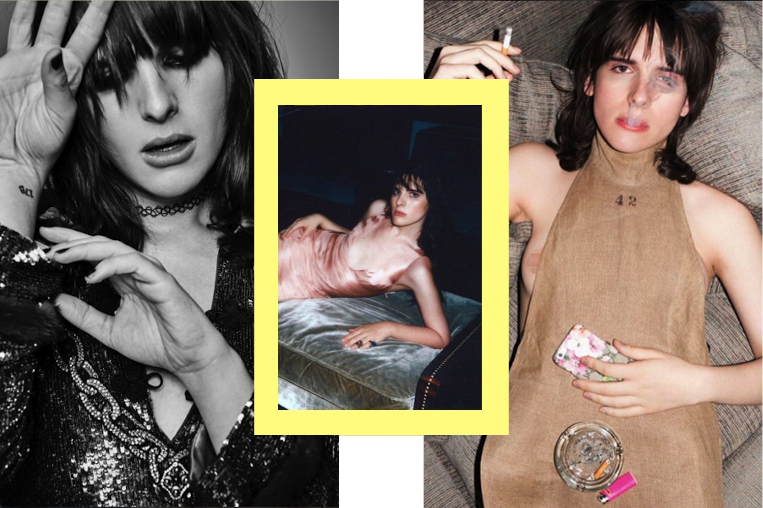 Hari Nef, Fashion moments 2016