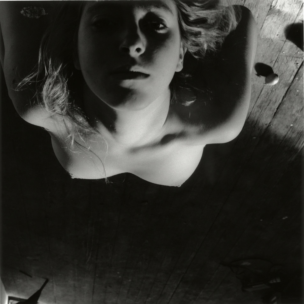 """""""On Being an Angel, 1977"""" Image from modernamuseet.se"""