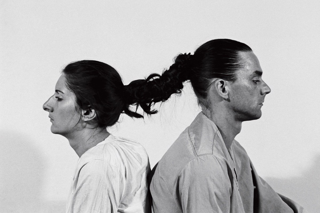 Marina Abramovic and Ulay. Image from mdenisecostello.com
