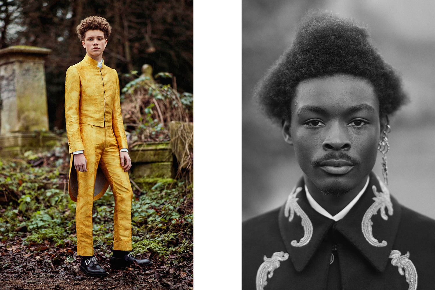 Images courtesy of Alexander McQueen