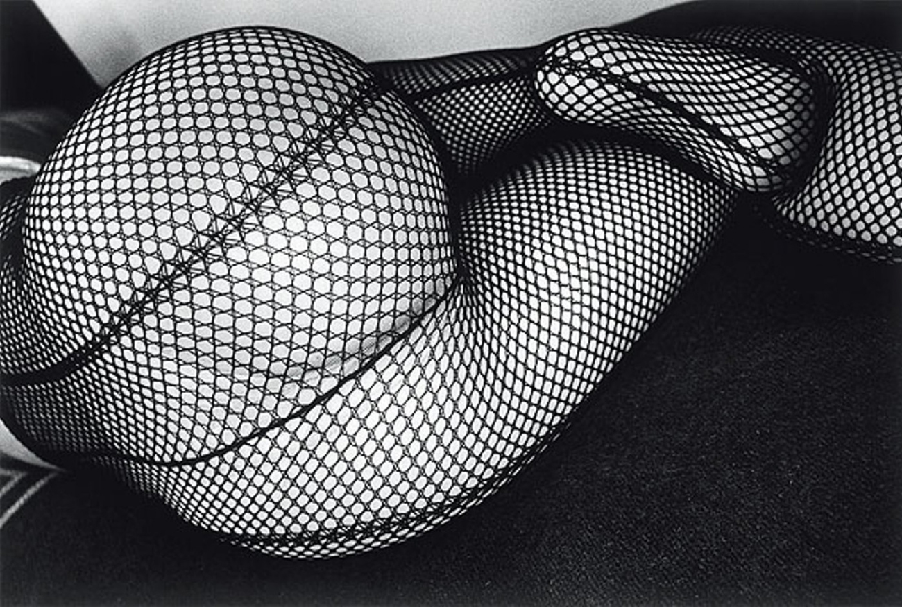 Tights, 1987-2011. Image from photographynow.com