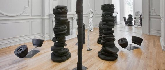 Helmut Lang Sculptures. Image from collacubed.com