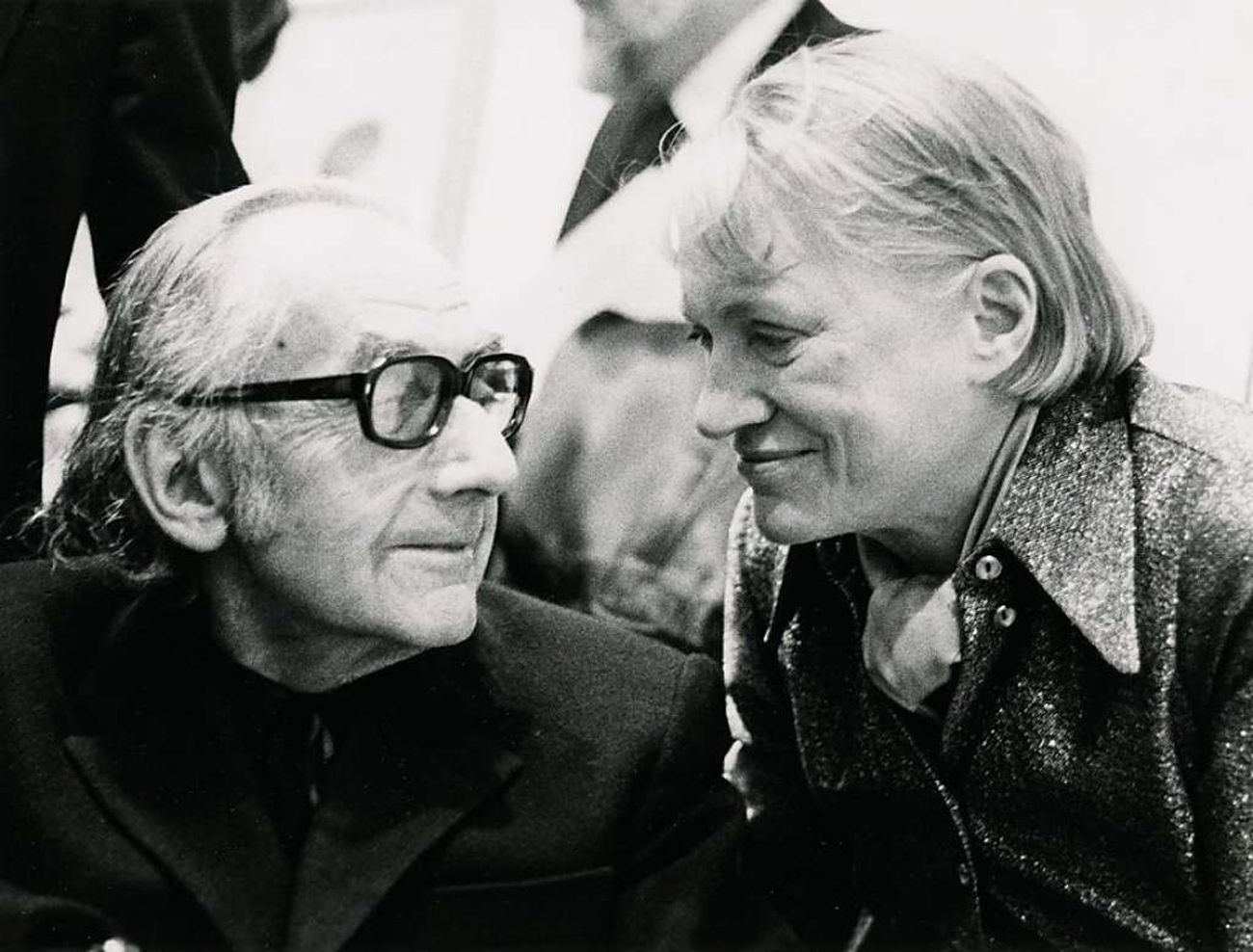 Man Ray and Lee Miller. Image from sfgate.com