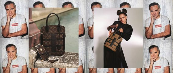 Images courtesy of Supreme and Louis Vuitton