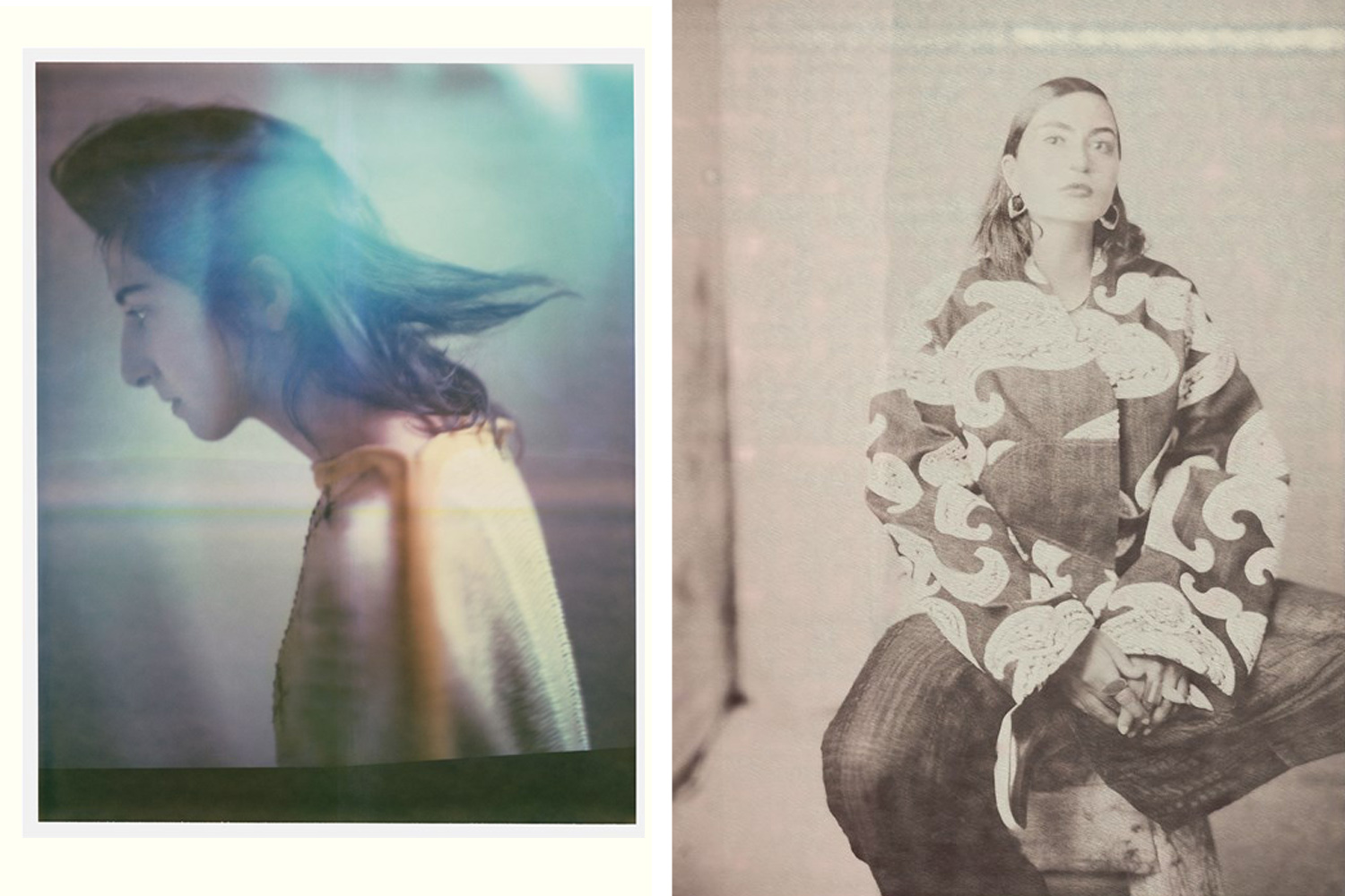 Images courtesy of Acne Studios. Photography Paolo Roversi.