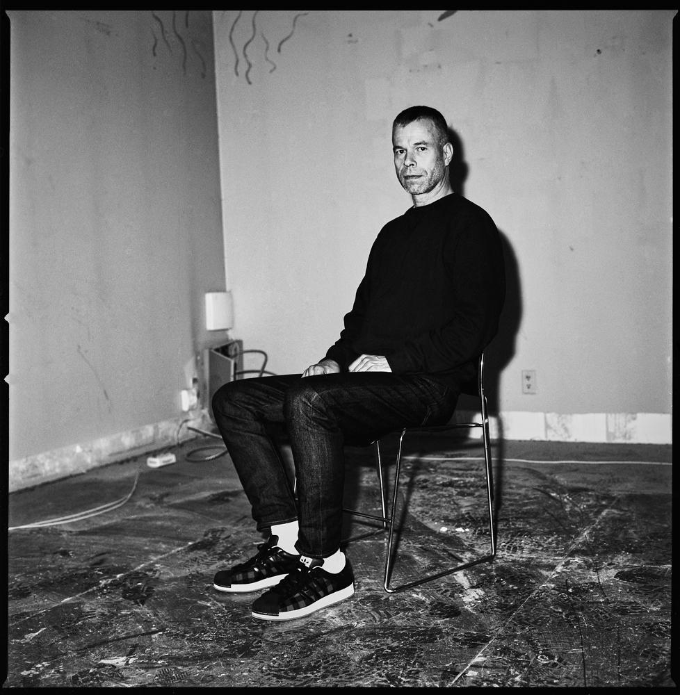 Wolfgang Tillmans by Luis Mora. Image from thump.vice.com