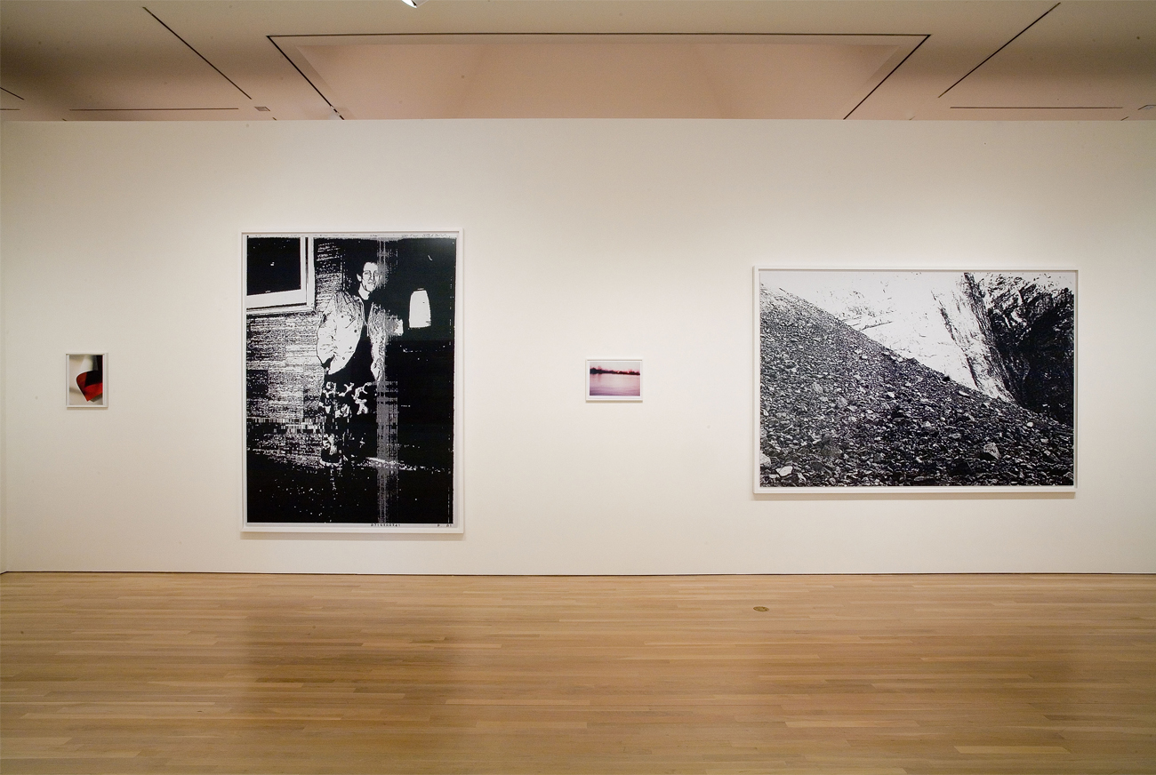 Installation view at the Hammer Museum, Los Angeles. Image from hammer.ucla.edu