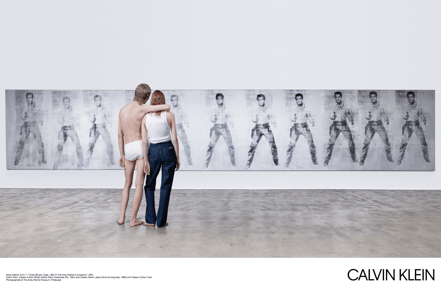 Image courtesy of Calvin Klein