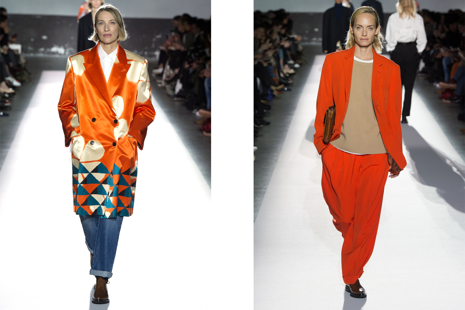 dries van noten aw17 how would a typically understated fashion designer like dries van noten commemorate his 100th show that was the question on everyone s mind yesterday
