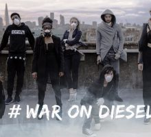 War on Diesel Clean Air Now Campaign