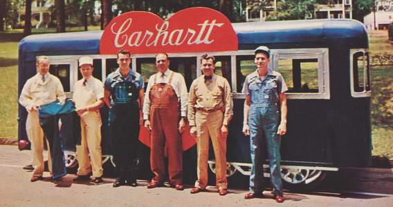 Carhartt WIP Cover Photo