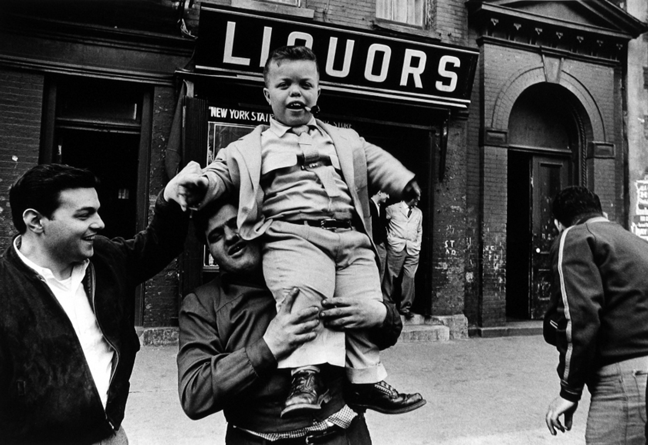 Dwarf and Liquors (1955). Image from howardgreenberg.com