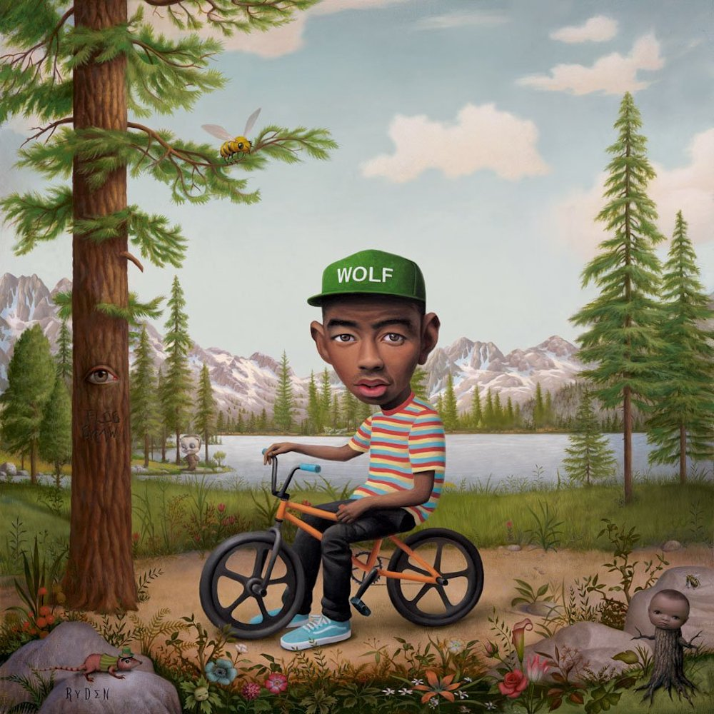 """Wolf"" by Tyler, The Creator"
