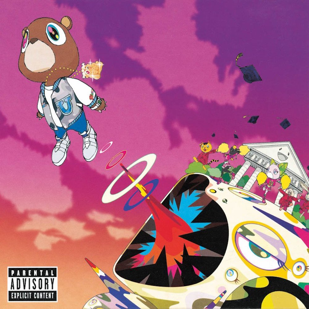 """Graduation"" by Kanye West"