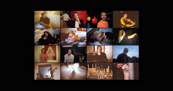 Nan Goldin Positive Grid