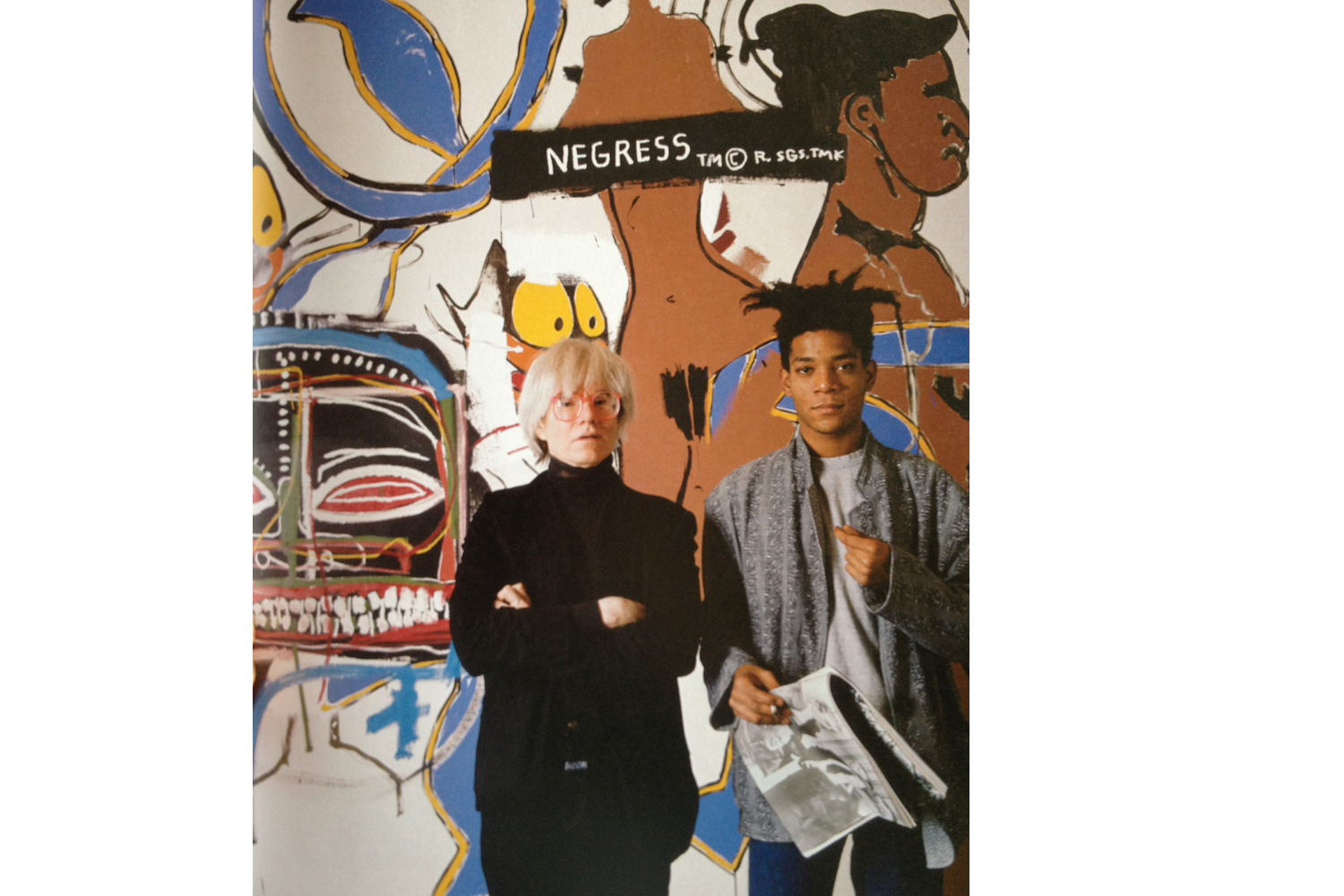 a review of the themes of basquiat a film by julian schnabel Reviews by john haber of the movie 'basquiat' by julian schnabel, 'i shot andy warhol' by mary harron, and warhol's 'rorschach' paintings.