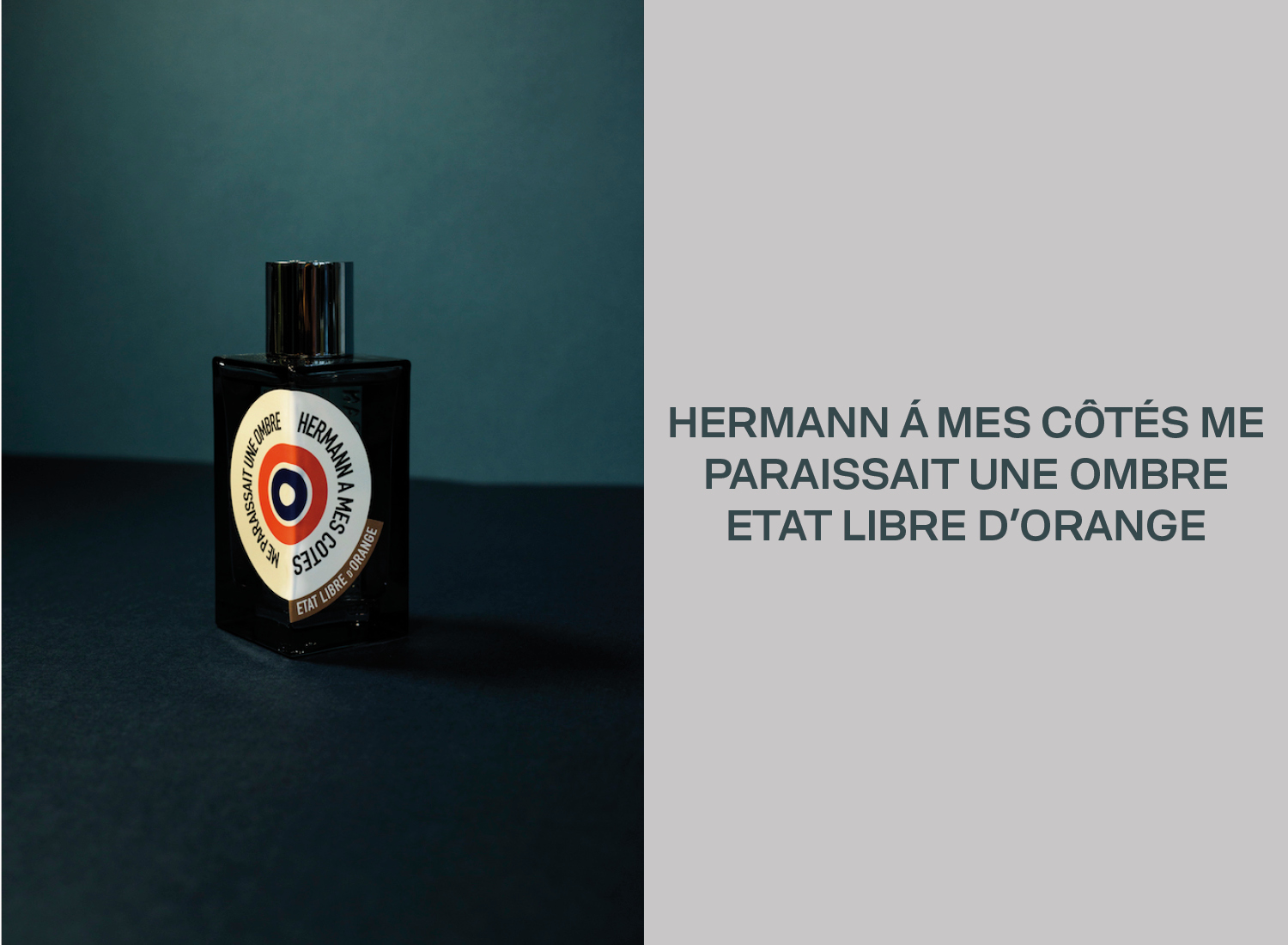 Sleek Perfume Story: Etat Libre D'Orange