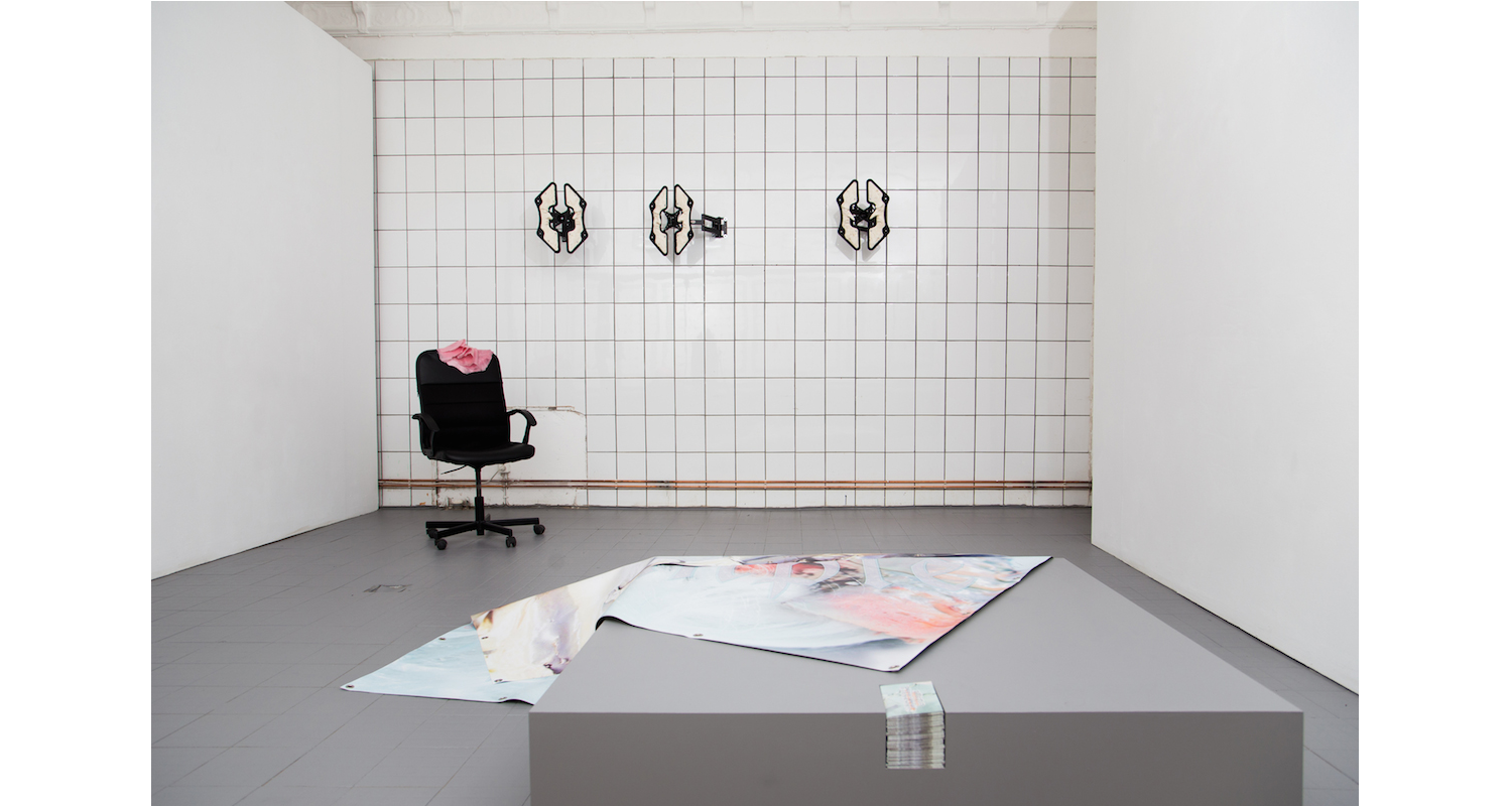 """""""A NEW PRESCRIPTION FOR INSOMNIA"""", 2017, Horse and Pony Fine Arts, Installation view. Image: Courtesy of the artists and Horse And Pony Fine Arts."""