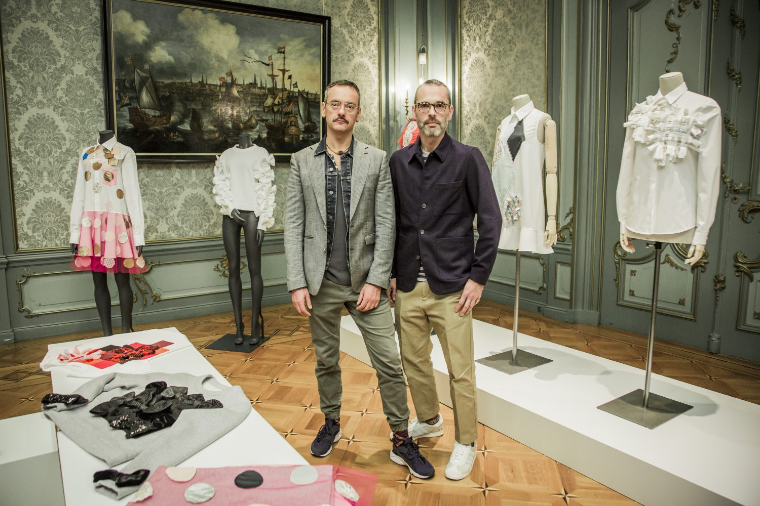 Haute couture artisans viktor rolf are ready to bring for Haute couture boutique