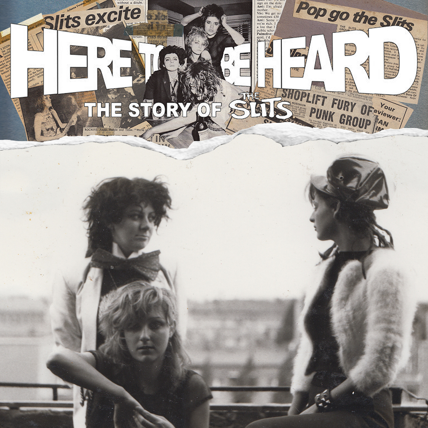 Image result for the slits here to be heard