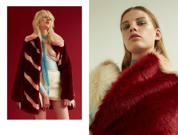 Fashion Editorial: All Undone