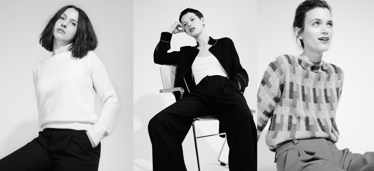 57afee049717 Berlin s Women in Art Wear Giorgio Armani s  New Normal