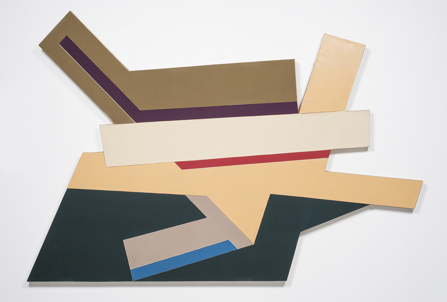 Frank Stella Melds Painting and Sculpture in Berlin | Sleek Magazine