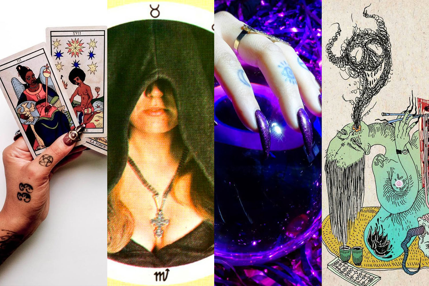 Why Witchcraft And The Occult Is So Hot Right Now | Sleek Magazine
