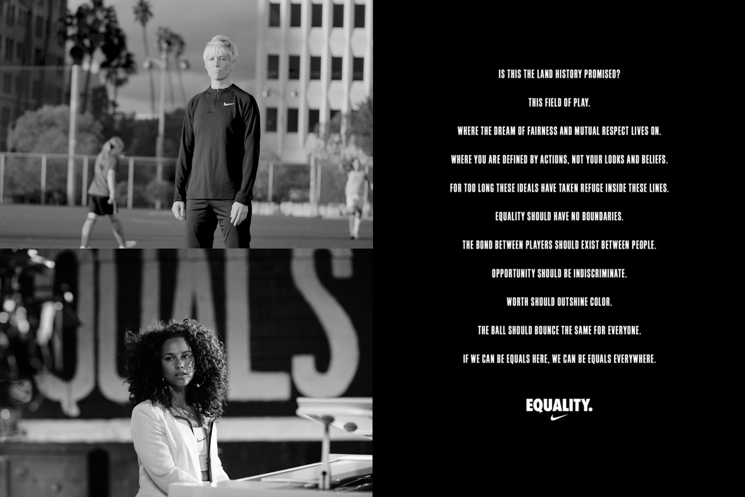 e3720d6c2 Campaigns taking a stand for equality | Sleek Magazine