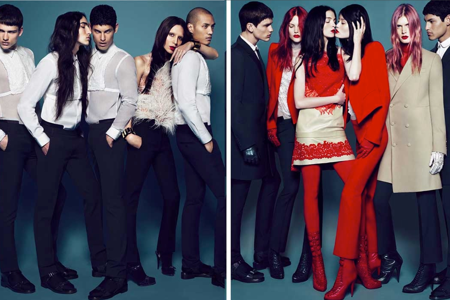 Fall givenchy campaign new photo