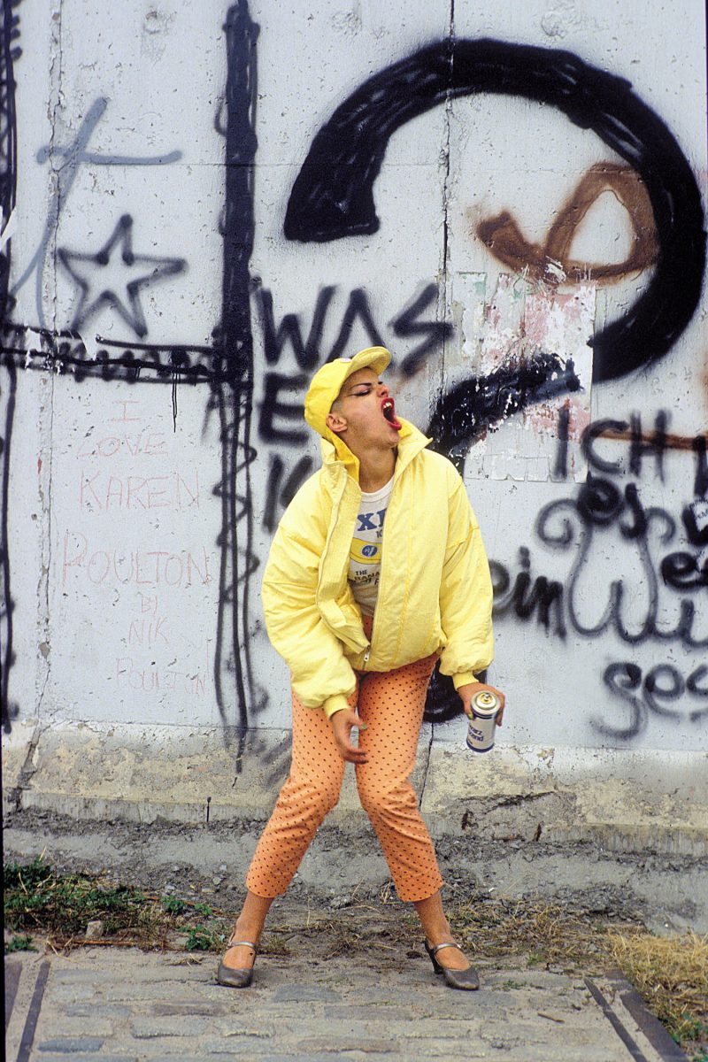 13 Best Fashion Looks From 80s Berlin Cult Heroes, As Chosen By Ilse ...