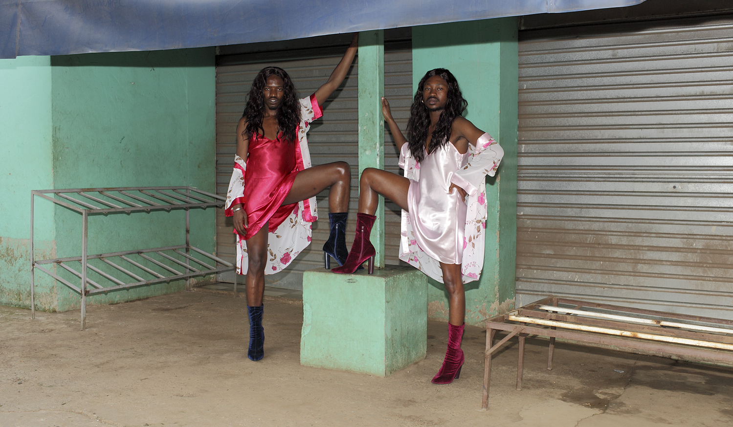 Johannesburg Duo FAKA Are Fighting Queer Erasure With