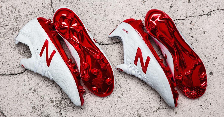 Football Fever as New Balance launch