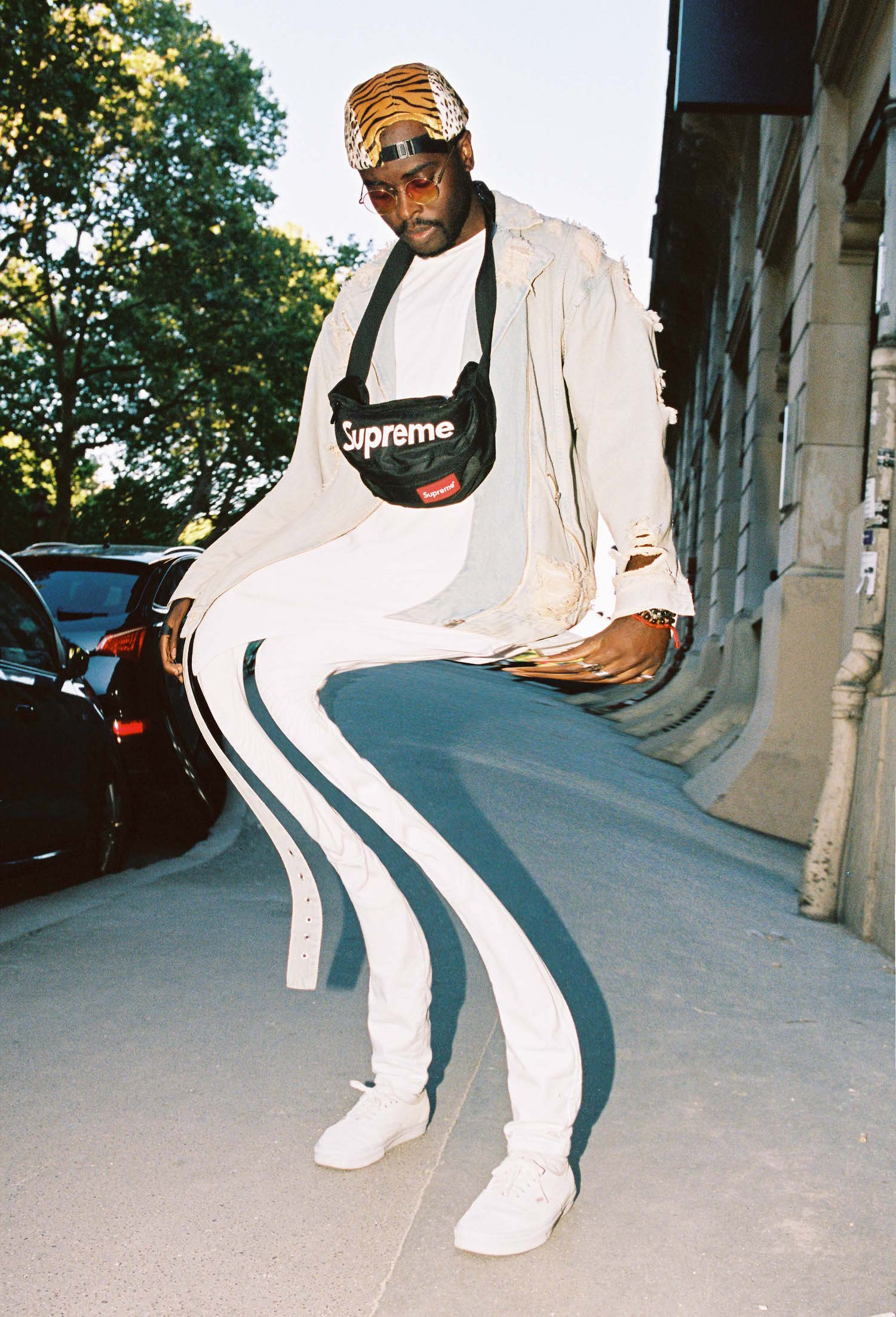 Lessons In Street Style According To The Pfw Men Goers Sleek Magazine
