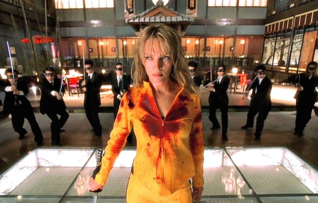Here S What We Learned From Re Watching Kill Bill 15 Years On Sleek Magazine